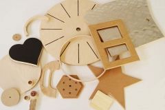 Plywood & MDF Parts & Components